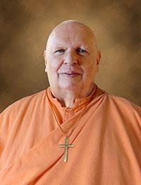 Abbot George Burke